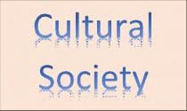 Cultural Society